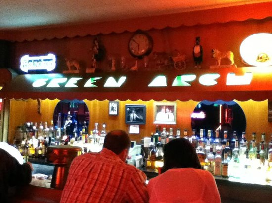 Green Arch Restaurant Bar