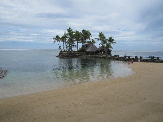The Warwick Fiji: Seafood resturant