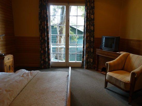 Hotel Ayacara: Quarto