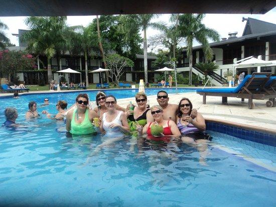 The Warwick Fiji: Pool