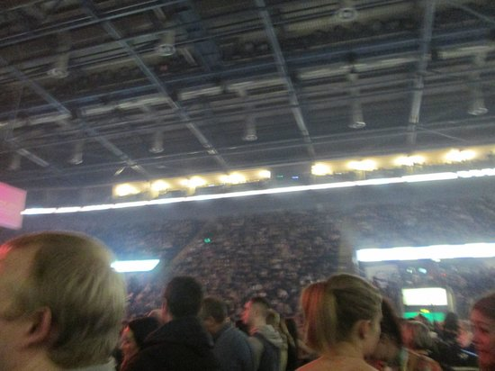 From Block 13 Picture Of Motorpoint Arena Nottingham
