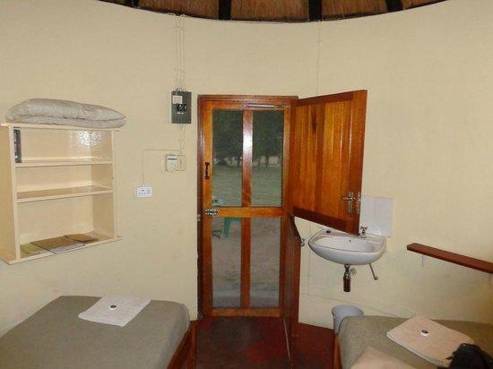 Pretoriuskop Restcamp: Gardez toujours la moustiquaire fermé !