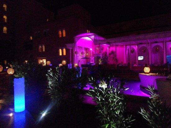 Sofitel Marrakech Palais Imperial : Nigth club anexo ao Sofitel Marrakech