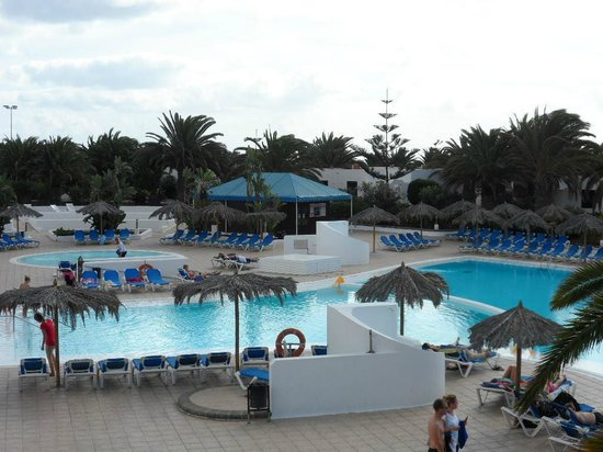 HL Hotel Rio Playa Blanca: pool
