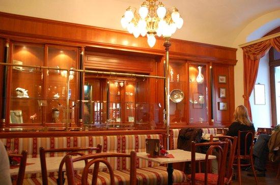 Cafe Mayer: Interior