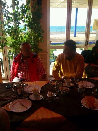 Craig's Steak & Schlemmertreff: Büfett