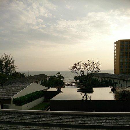 InterContinental Hua Hin Resort : A room with a veiw