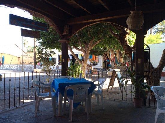 Shisau Restaurante: Quaint and inviting