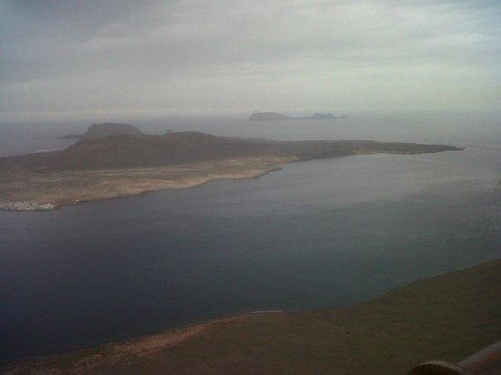 View from Mirador del Rio