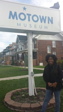 Motown Museum : One of my stops while visiting