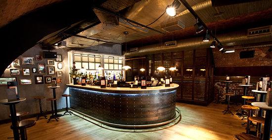 Attic Bar Picture Of Revolution Deansgate Locks