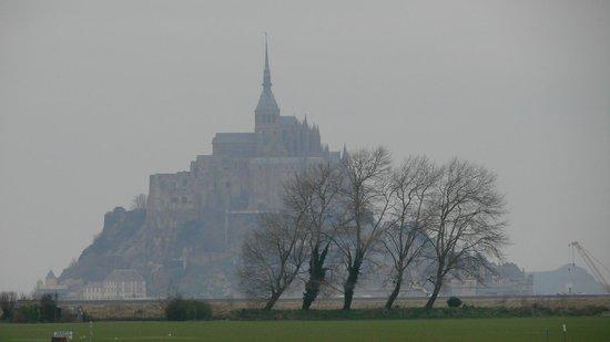 Auberge de la Baie : Belíssimo Mt.St.Michel