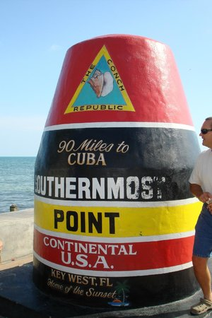 Southernmost Point: Самая южная точка США