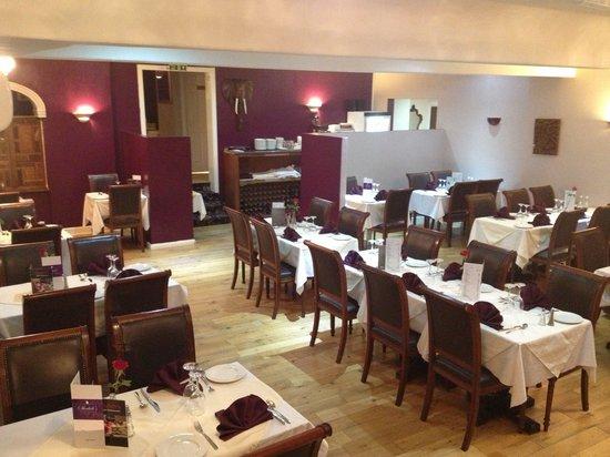 Shahib's: Dining area 1