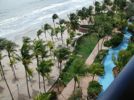 Hotel Venetur Margarita: Vista do quarto