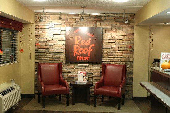 Red Roof Inn Rockford : Rockford, Red Roof Inn #035