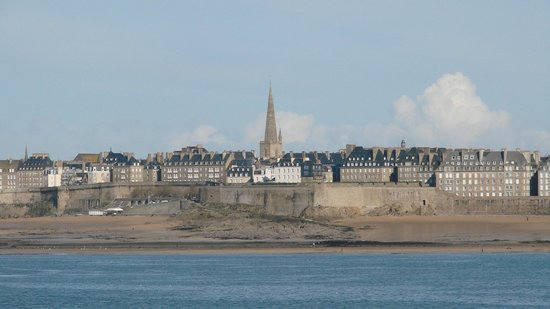 Hotel Bristol Union : Saint Malo, cité corsaire