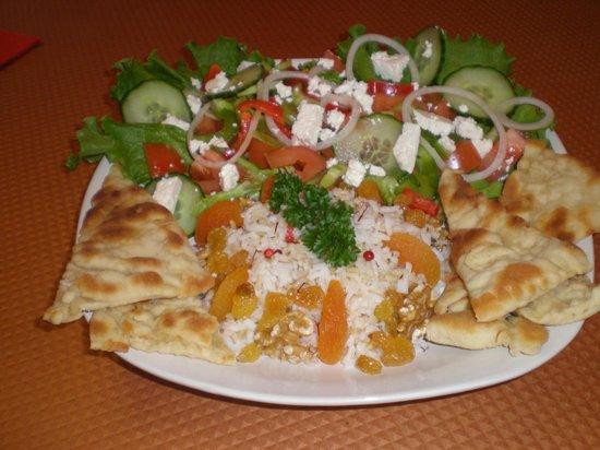 Chameleon Restaurant: Plov Azerbaijan