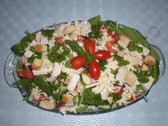 Chameleon Restaurant: Tuscan Bread Salad