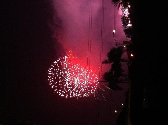 BEST WESTERN PLUS Stovall's Inn: more fireworks