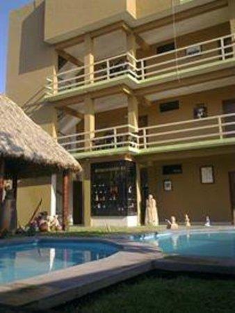 Hotel Xcaanda: Las habitaciones son cien por ciento confortables.