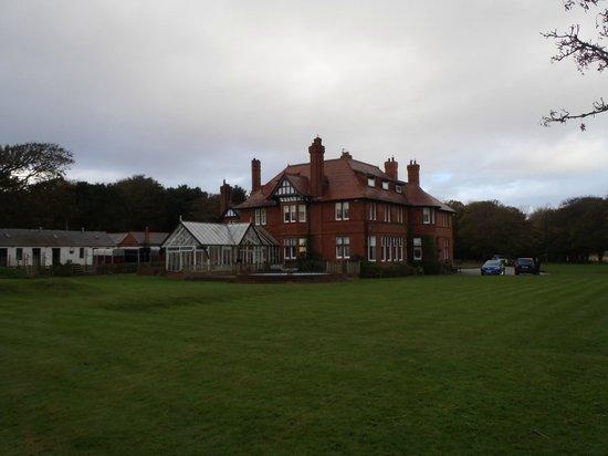 Sandhill House: a work in progress