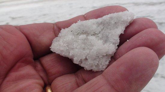 Great Salt Lake : pezzo di sale, ottimo da cucina