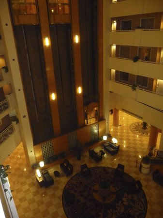 DoubleTree Suites by Hilton Santa Monica: Hall