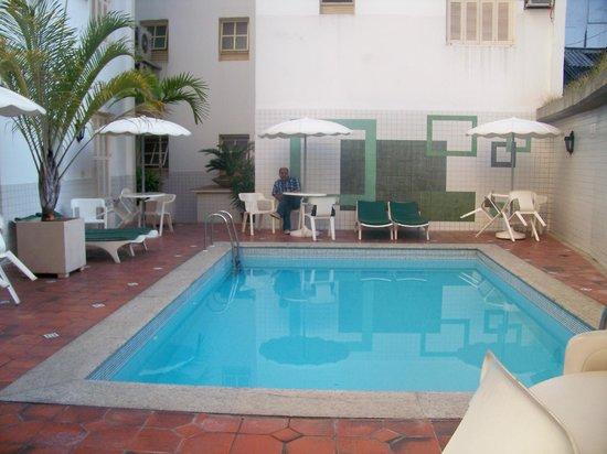 Hotel Monte Alegre: PISCINA