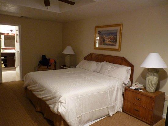 Polynesian Isles Resort: suite principal