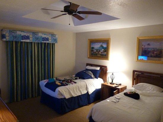Polynesian Isles Resort: segundo quarto