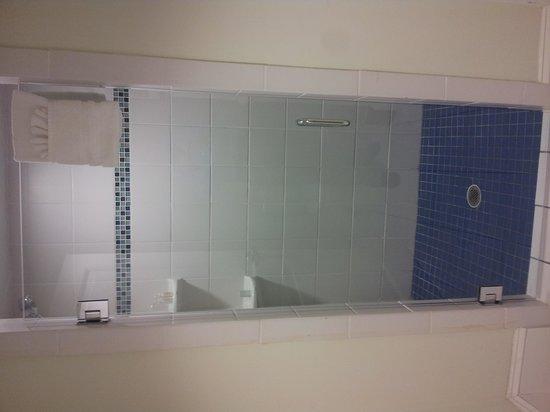 Hotel Gibbs Downtown San Antonio Riverwalk: Shower