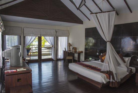 Bay of Bengal Resort: Deluxe Sea View Room