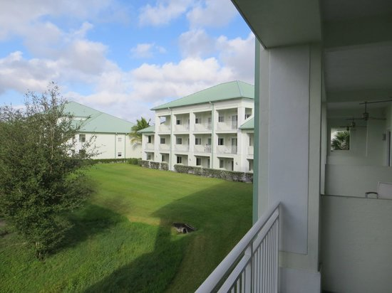 Provident Doral at The Blue Miami: View from Room 1011 balcony, at Lodge number 10.