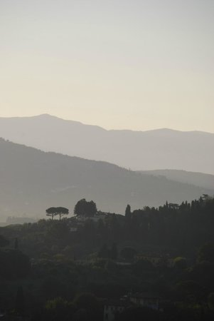 Torre di Bellosguardo: The view from the room