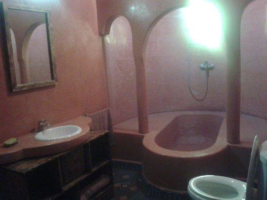 Riad Dar Etto: Salle de bain