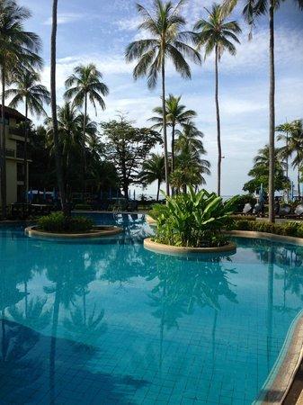 Phuket Marriott Resort & Spa, Merlin Beach: Merlin Main Pool