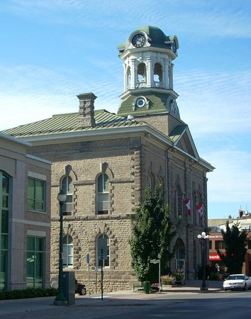 Brockville City Hall: City Hall in Brockville is in the original Victoria Hall building.