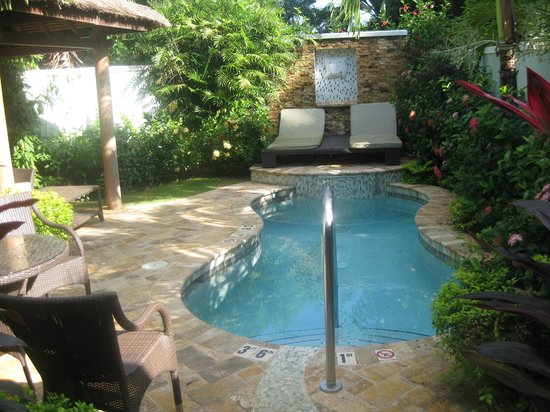 Sandals Negril Beach Resort & Spa: Millionaire Suite with Private Plunge Pool