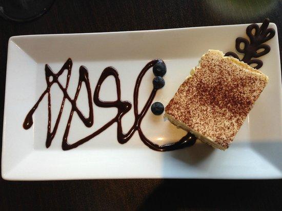 Kuroshio Restaurant: Tiramisu