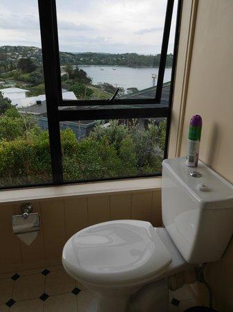 Tawa Lodge Waiheke Island: Best seat in the house