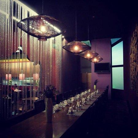 Stamford Plaza Auckland: Grasshoper Thai Restaurant