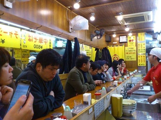 Hopukenhonpo : ホープ軒_吉祥寺店内