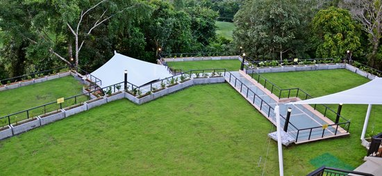Fruit Valley Resort and Serviced Apartment: Rooftop Gardens