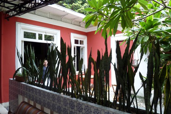 Casa MangoMango: Patio