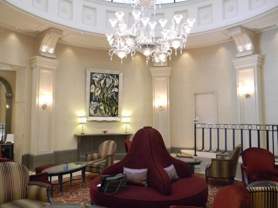 Hotel Chateau Frontenac: Salão da recepção