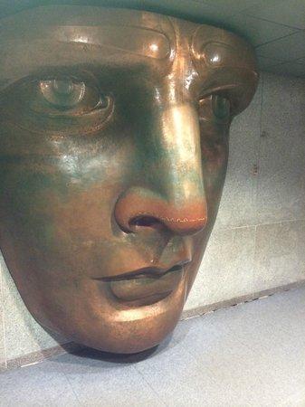 Liberty State Park: O museu dentro do pedestal da estátua vale a visita