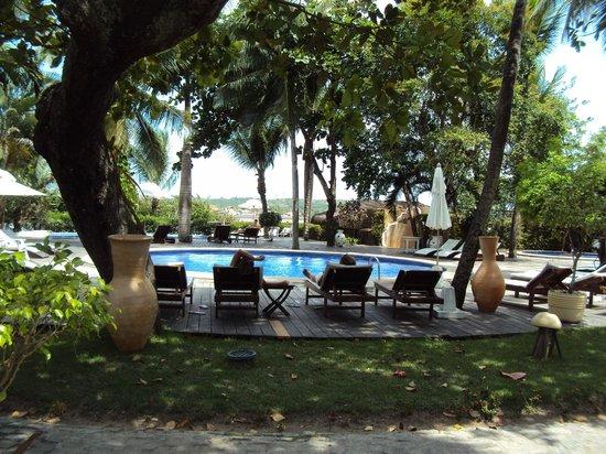 Quinta do Porto: area da piscina