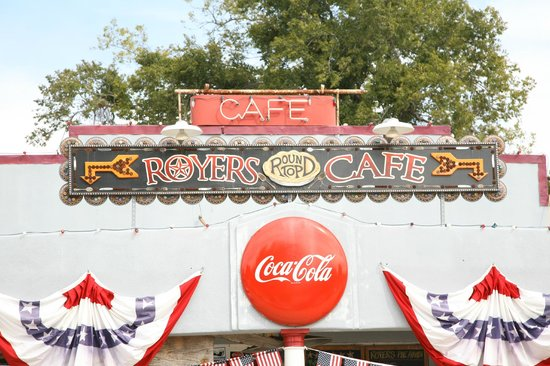 Royers Round Top Cafe: Royers Round Top