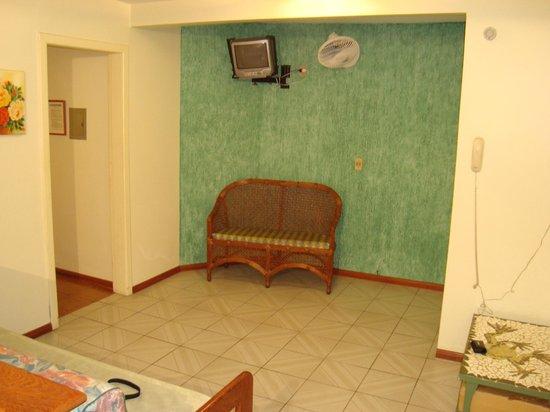 Apartamento  Ilha Dourada: Sala